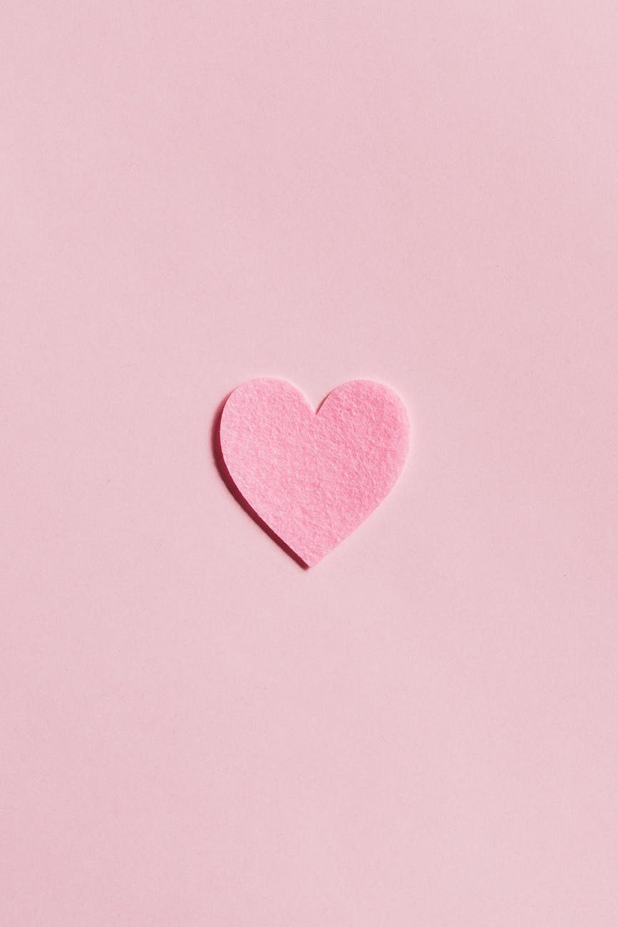 Love heart, love languages