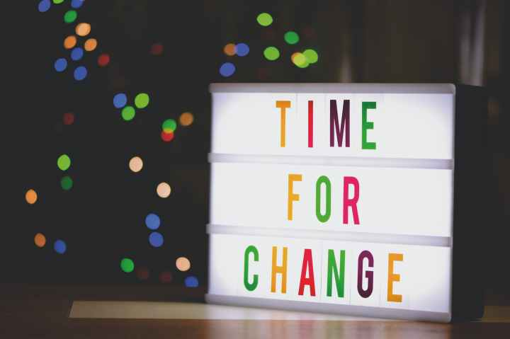 How to cope withchange?